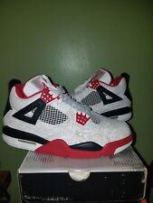 Air Jordan 4 Retro  ( Laser ) size 7 men preowned