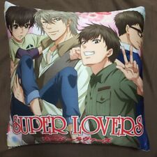 Anime Super Lovers two sided Pillow cushion Case Cover 0144