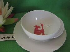 Künstler Teetasse 2 tlg  Cupola  Immendorf von Rosenthal