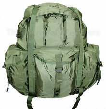 LOOKS NEW US Army ALICE LC-1 LARGE Field Pack OD Green w/ Frame Straps Belt USGI