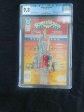 Cgc 9.8 Wonder Woman 50 1991 George Perez