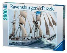 RAVENSBURGER 16629 STATSRAAD LEHMKUHL Puzzle 2000 Piezas BARCO VELERO JIGSAW