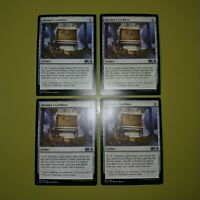 Diviner's Lockbox x4 Core Set 2020 M20 4x Playset Magic the Gathering MTG
