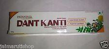 4x Divya dant kanti toothpaste SWAMI RAMDEV herbal toothpaste tartar plaque 100g