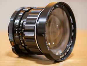 【Excellent】Pentax SMC Super-Takumar 6x7 55mm F/3.5 Wide Angle Lens 67 Adopt GFX