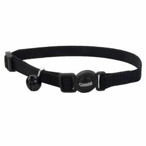 "Coastal Pet Safe Cat Adjustable Snag-Proof Breakaway Collar 8-12"""