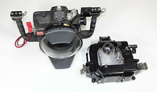 Sea & Sea Underwater Housing DX-350D For Canon Rebel XT Camera + Dome #DR6813