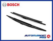 SET BRUSHES FRONT BOSCH WINDSHIELD WIPER BMW X5 PEUGEOT 406 3397118308