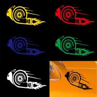 New Turbo Snail Sticker Vinyl Decal - Jdm Boost Euro Racing Drift Car Window D