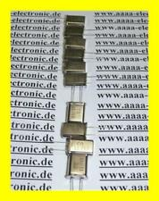 Cristal sporicide hc49u 12,75 MHz 10 pièce
