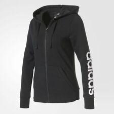 adidas Cotton Blend Hoodie Hoodies & Sweatshirts for Women
