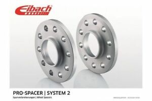 20mm 4x100 Fiat Vauxhall Corsa Astra Eibach PRO-SPACERS Hub Centric S90-2-20-002