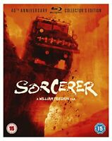 Sorcerer 40th Anniversary Collectors Edition [Blu-ray] [1977]