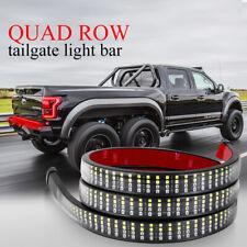 "60"" LED Strip Light Bar Rear Tailgate Truck Reverse Brake Stop Turn Signal Truck"