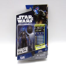 """Star Wars CAD BANE CW13 The Clone Wars 3.75"""" Action Figure MIP 2010 New"""