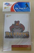 2012/13 Select Australian Baseball League - BRISBANE BANDITS Baseball Cards