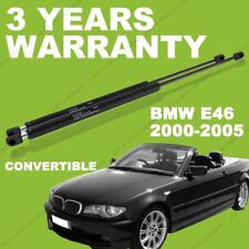 2x Gas Struts for BMW E46 2000-2005 Convertible Rear / Boot tailgate