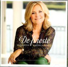 2 CD Elisabeth Andreassen Andreasson, De Fineste, Best of, Eurovision,Bobbysocks