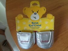Build a Bear - Football Boots and Rugby ball - VGC
