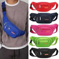 Waterproof Unisex Crossbody Shoulder Chest Cycling Sling Bag Travel Backpack Lot