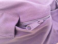 Small Pouf Pillow Bean Bag Cover Purple pouff photography prop posing photo