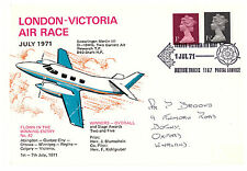 United Kingdom Cover Aviation Postal Stamps