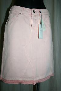 Scotch & Soda Denim Skirt, Pink (133001 18-SSLD-C89), AU12/S, NWT, RRP$189.95