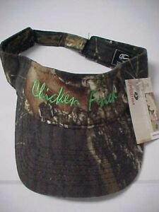MOSSY OAK Brand Camoflauge  Adjustable Closure Pre-Curved Visor Cap New Tag 894