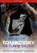 Tchaikovsky Collection - featuring The Royal Ballet [Blu-ray], New DVDs