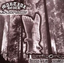 "MARTIAL DEATH ""ContraProica - Vom Chaoz in den Tod"" CD"