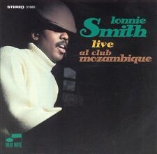 Live At Club Mozambique - Lonnie Smith (CD 1970)