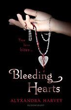 Bleeding Hearts by Alyxandra Harvey - Bloomsbury Paperback Book