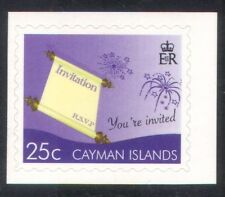 CAYMAN ISLANDS 2008 GREETINGS/invitation/Feux d'artifice/animation 1 V S/A Bklt n39196