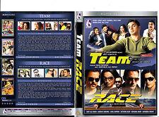 Team-2010-Sohail Khan/Race-2008-Saif Ali Khan-2 Movie-DVD