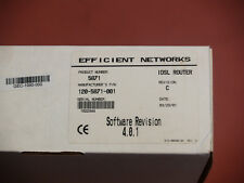 Efficient Networks SpeedStream 5871 Business DSL Four Ethernet Ports Router
