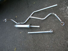 BEDFORD CA EXHAUST LWB/CAL made in stainless steel of 304 aircraft grade