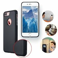 Anti Gravity Magic Sticky Back Case Cover For Apple iPhone 7 Plus,Samsung 8Plus