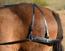 Horse Size Any Color Saddle Breeching made from Beta Biothane