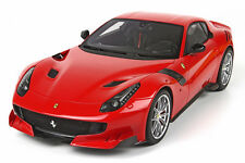 BBR Ferrari F12 TDF Rosso Corsa 322 Limited Stock 1:18 P18121B*New Artikel!