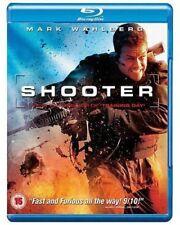Shooter [Blu-ray] [2007] [Region Free] [DVD][Region 2]