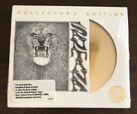 Santana Debut 24 Kt Gold Audiophile CD Brand New Factory Sealed!