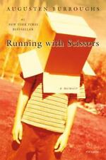 Running with Scissors by Augusten Burroughs (Paperback)
