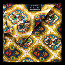 Cravates, nœuds papillon et foulards pour homme en 100% soie