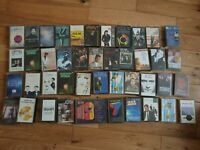 Bundle Of vintage Music Tape Cassettes