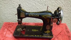 Machine Sewing Singer F96760226 Vintage Sewing Machine IN Sound Juice