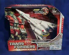 SILVERBOLT Japan Exclusive G1 Color Tomy Takara Transformers Universe NEW