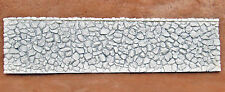 Pre-Size O Scale Scenery - Random Stone Wall