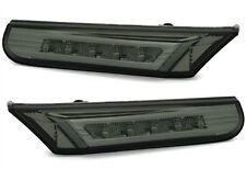 CLIGNOTANTS LATERAUX PORSCHE BOXSTER S 1996-2004 2.5 2.7 3.2 LED NOIR FUME
