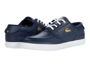 Men's Shoes Lacoste BAYLISS DECK 0721 1  Sneakers 41CMA0062092 NAVY / WHITE