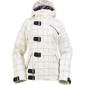 Burton Women's Snowboard Jacke Dream Jacket 10,000 mm DRYRIDE Durashell 2-Layer